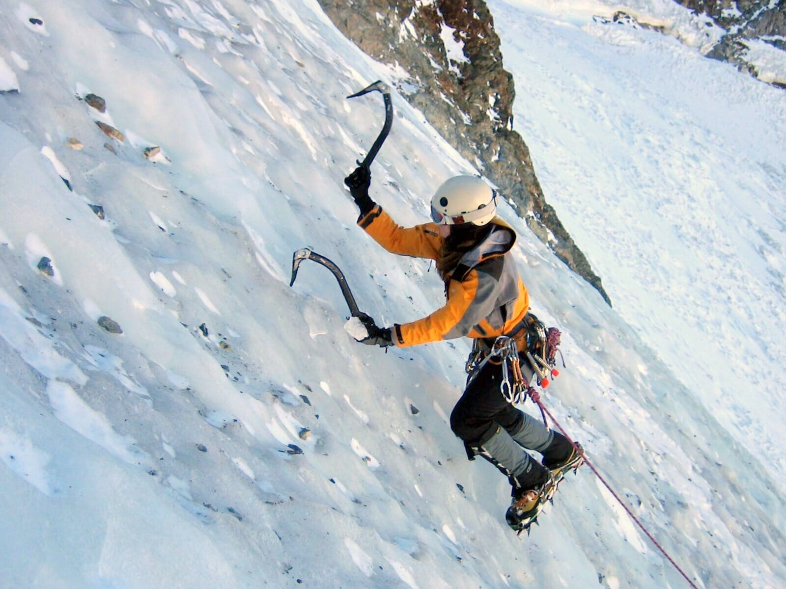 Beginner's Guide to Ice Climbing
